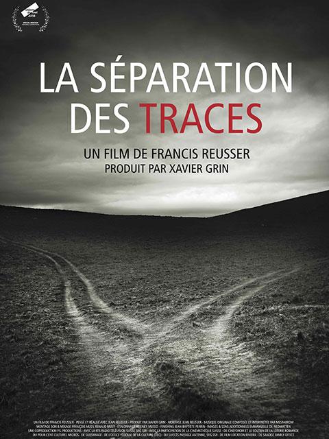 LA SEPARATION DES TRACES