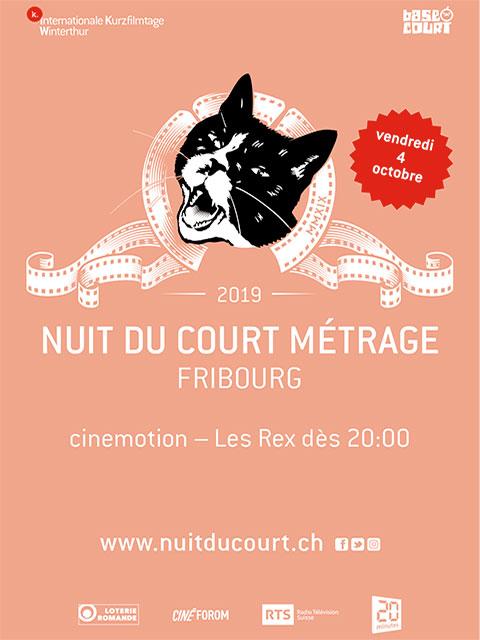 17e NUIT DU COURT METRAGE - TOURNEE 2019