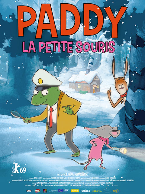 PADDY LA PETITE SOURIS