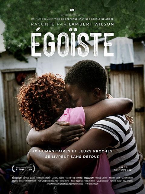 EGOISTE - MA VIE D'HUMANITAIRE
