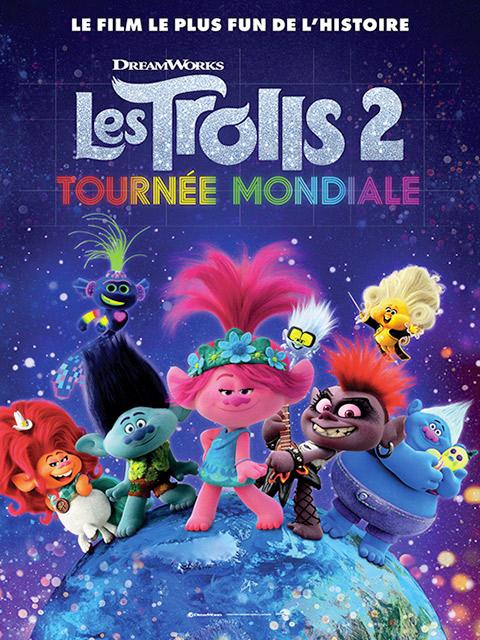 LES TROLLS 2 TOURNEE MONDIALE