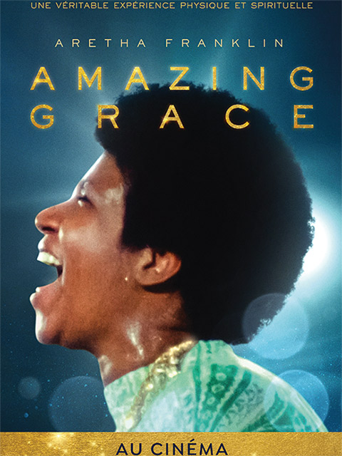 ARETHA FRANKLIN: AMAZING GRACE