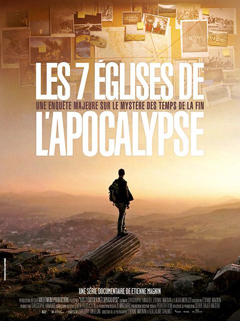 LES 7 EGLISES DE L'APOCALYPSE
