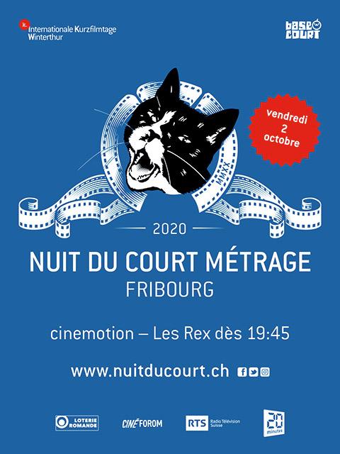 18e NUIT DU COURT METRAGE - TOURNEE 2020