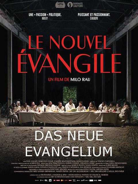LE NOUVEL EVANGILE
