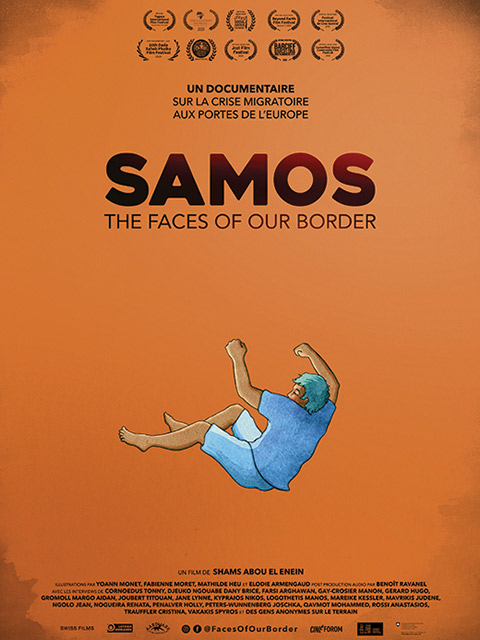 SAMOS - THE FACES OF OUR BORDER