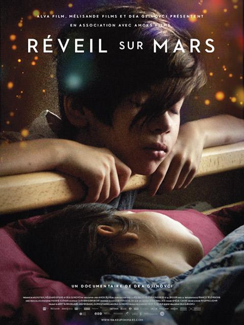 REVEIL SUR MARS