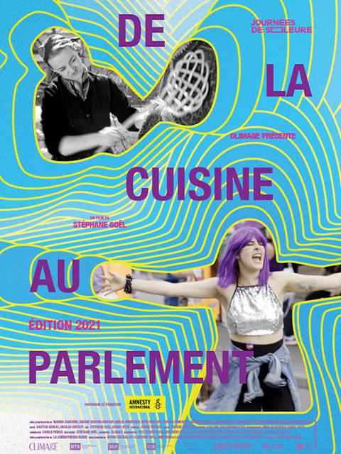 DE LA CUISINE AU PARLEMENT - EDITION 2021