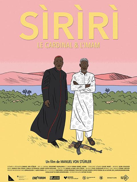 SIRIRI, LE CARDINAL ET L'IMAM