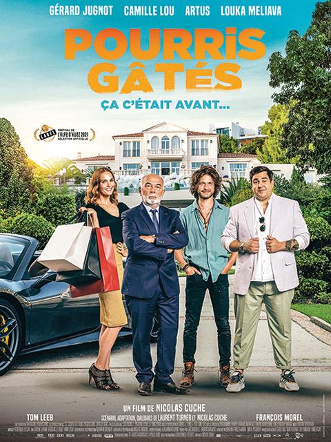 POURRIS GATES