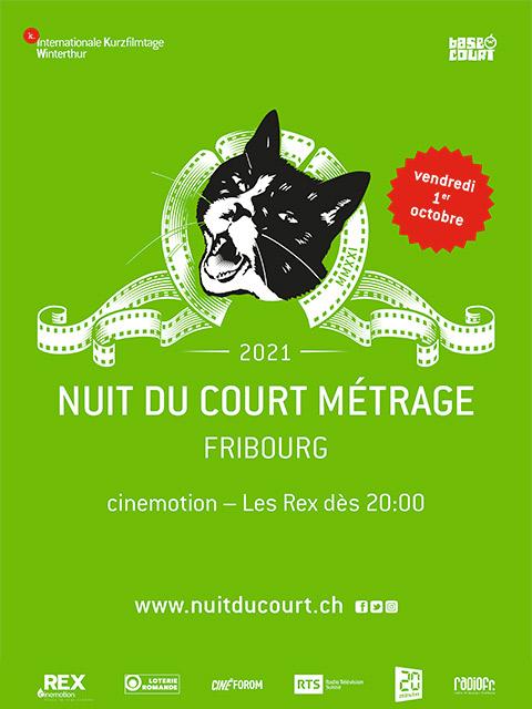 19e NUIT DU COURT METRAGE - TOURNEE 2021