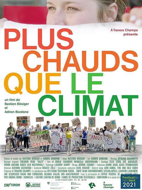 PLUS CHAUD QUE LE CLIMAT
